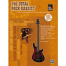 Alfred The Total Rock Bassist Book & CD