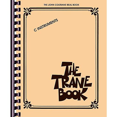 Hal Leonard The Trane Book - John Coltrane Real Book