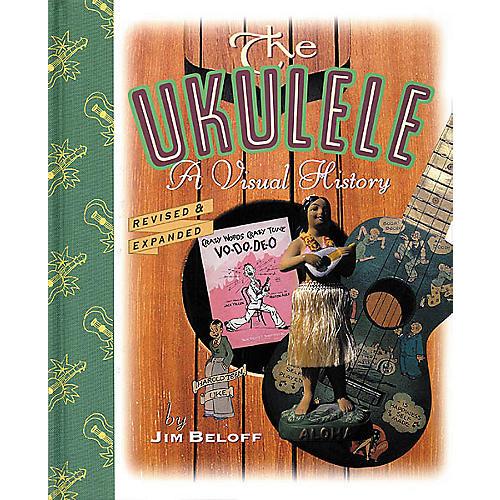 Backbeat Books The Ukulele - 2nd Edition Visual History Book