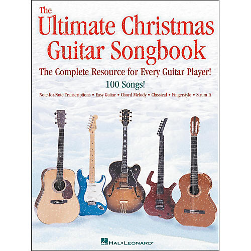 Hal Leonard The Ultimate Christmas Guitar Songbook