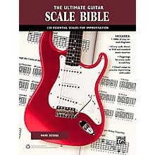 Alfred The Ultimate Guitar Scale Bible Book