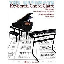 Hal Leonard The Ultimate Keyboard Chord Chart
