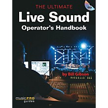 Hal Leonard The Ultimate Live Sound Operator's Handbook with DVD