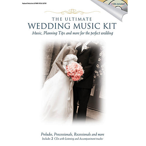 Shawnee Press The Ultimate Wedding Music Kit (Music, Planning, Tips, and More for the Perfect Wedding) by Various