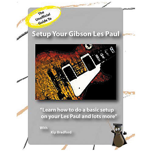 Great Nutshell Productions The Unauthorized Guide to Setup Your Les Paul (DVD)