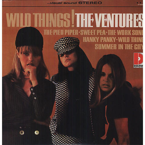 Alliance The Ventures - Wild Things
