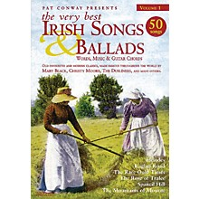 Waltons The Very Best Irish Songs & Ballads - Volume 1 Waltons Irish Music Books Series Softcover