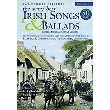 Waltons The Very Best Irish Songs & Ballads - Volume 4 Waltons Irish Music Books Series Softcover