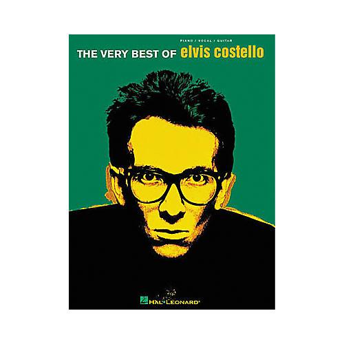 Hal Leonard The Very Best of Elvis Costello Songbook