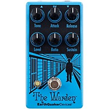 Earthquaker Devices The Warden V2 Optical Compressor Effects Pedal