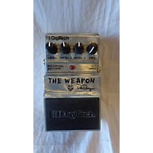 Digitech The Weapon Pedal