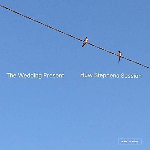 Alliance The Wedding Present - Huw Stephen Session