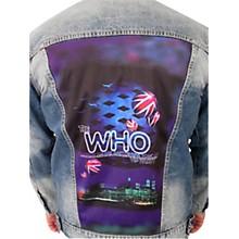Dragonfly Clothing The Who - Madison Square Garden - Boys Denim Jacket