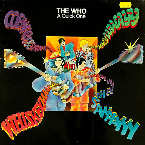 Alliance The Who - Quick One
