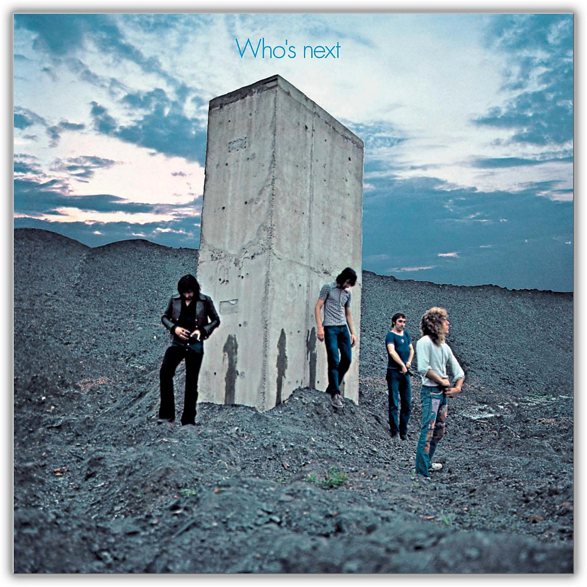 Universal Music Group The Who - Who's Next Vinyl LP