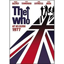 Image Entertainment The Who at Kilburn 1977 (2) DVD Set