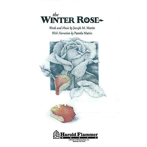 Shawnee Press The Winter Rose (SATB) SATB composed by Joseph M. Martin