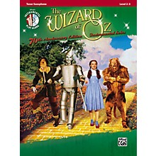 Alfred The Wizard of Oz 70th Anniversary Edition Instrumental Solos: Tenor Sax (Songbook/CD)