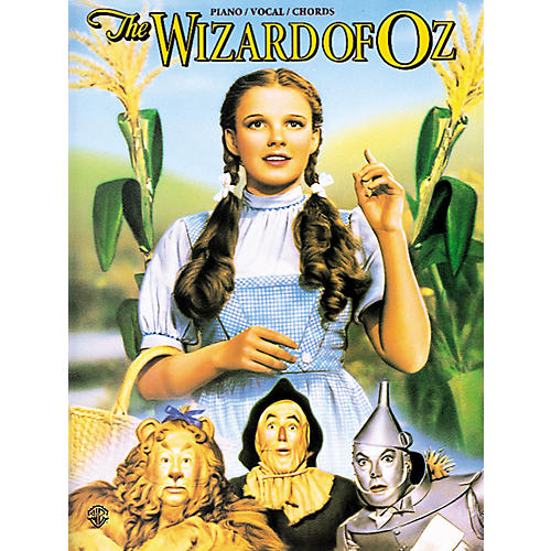 Alfred The Wizard of Oz Movie Selections Piano/Vocal/Chords