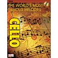 Cherry Lane The World's Most Famous Melodies for Cello Book/CD thumbnail