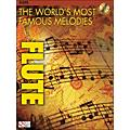 Cherry Lane The World's Most Famous Melodies for Flute Book/CD thumbnail