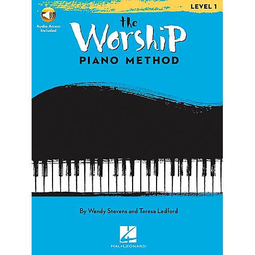 Hal Leonard The Worship Piano Method - Level 1 Book/CD