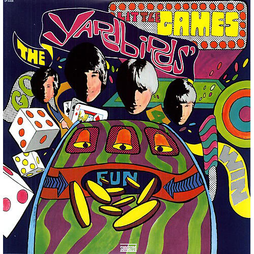 Alliance The Yardbirds - Little Games