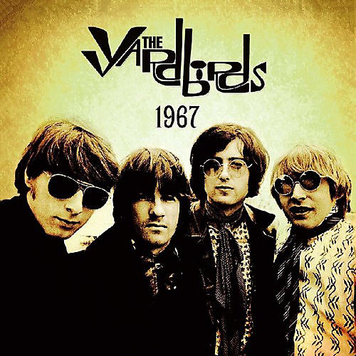 Alliance The Yardbirds - Live In Stockholm & Offenbach 1967