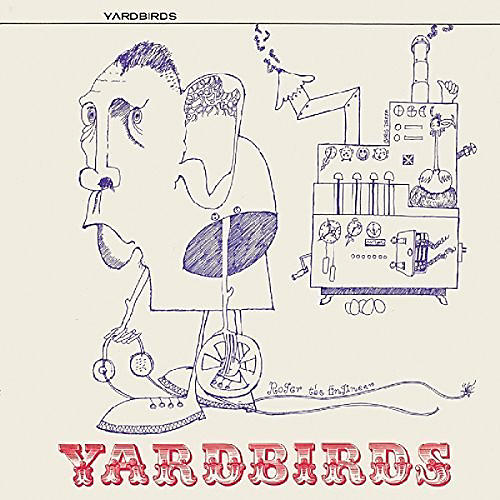 Alliance The Yardbirds - Yardbirds (Aka Roger The Engineer) Mono