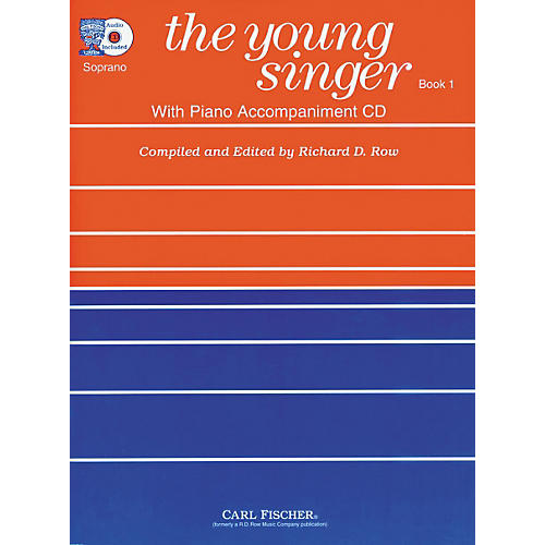Carl Fischer The Young Singer Book 1, Soprano