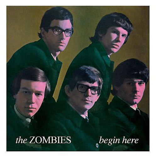 Alliance The Zombies - Begin Here (Mono)