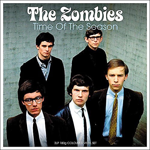 Alliance The Zombies - Time Of The Season (Electric Blue Vinyl)