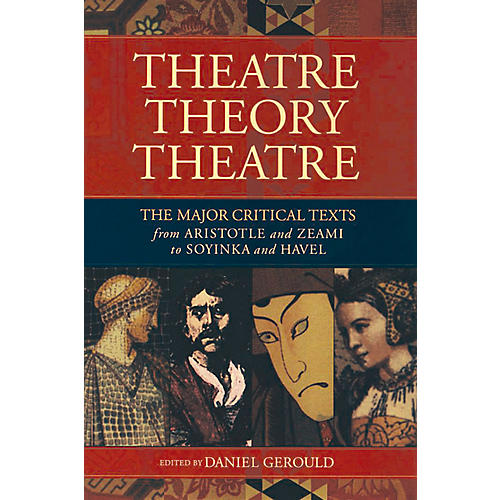 Applause Books Theatre/Theory/Theatre Applause Books Series Softcover