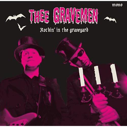Alliance Thee Gravemen - Rockin in the Graveyard