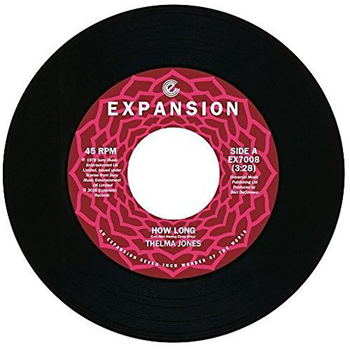 Alliance Thelma Jones - How Long / I Want What You Want