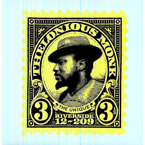 Alliance Thelonious Monk - The Unique Thelonious Monk