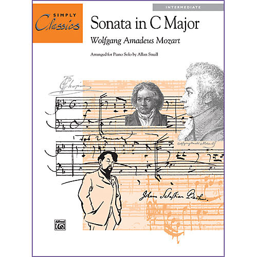 Alfred Theme from Sonata in C Major K. 545