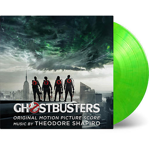 Alliance Theodore Shapiro - Ghostbusters (Original Motion Picture Score)