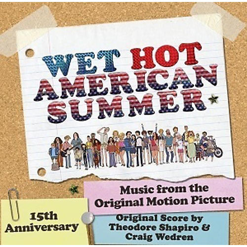 Alliance Theodore Shapiro - Wet Hot American Summer (score) (Original Soundtrack)