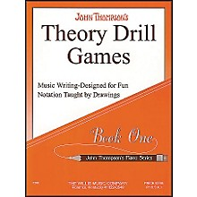 Willis Music Theory Drill Games Book 1