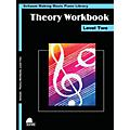 SCHAUM Theory Workbook - Level 2 Educational Piano Book by Wesley Schaum thumbnail