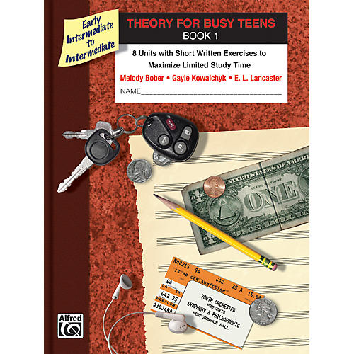 Alfred Theory for Busy Teens Book 1