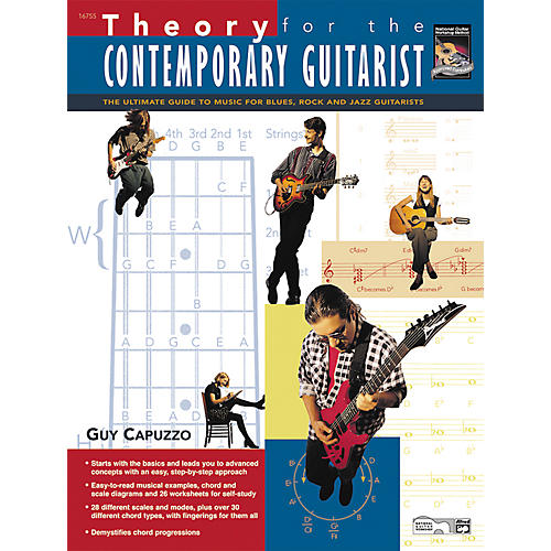 Alfred Theory for the Contemporary Guitarist