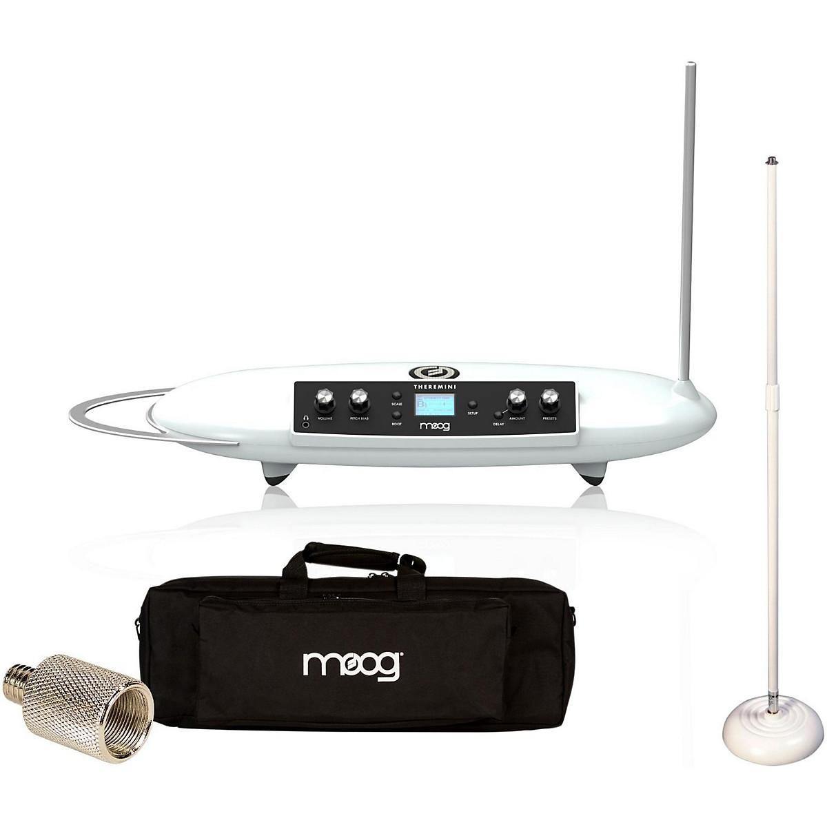 Moog Theremini with Stand and Gig Bag