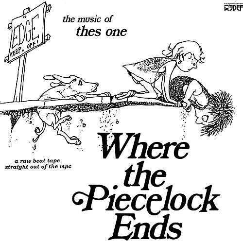 Alliance Thes One - Where The Piecelock En