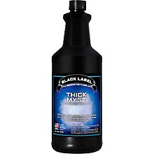 Black Label Thick Myst High Density Fog Juice - 1 Quart