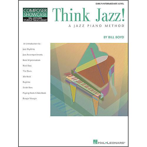 Hal Leonard Think Jazz Book 1 by Bill Boyd