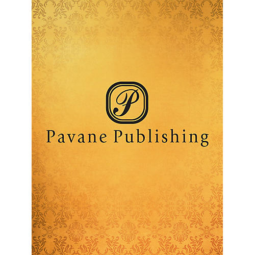 Pavane Think of Me SATB DV A Cappella Composed by Gary Fry