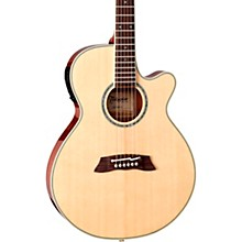 Thinline TSP138C Acoustic-Electric Guitar Gloss Natural