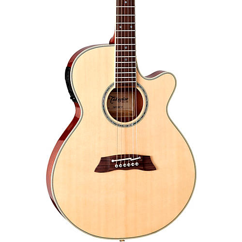 Takamine Thinline TSP138C Acoustic-Electric Guitar